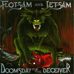 Doomsday For The Deceiver (CD)