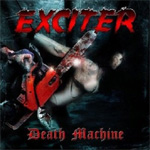 Produktbilde for Death Machine - Limited Edition (CD)