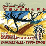 Ugly Buildings, Whores & Politicians: Greatest Hits 1998-2009 (CD)