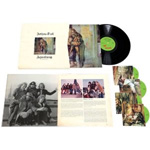 Produktbilde for Aqualung - 40th Anniversary Collector's Box U.S. Edition (USA-import) (2CD+VINYL - 180 gram+DVDA+Blu-ray A+Bok)
