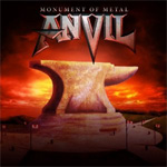 Monument Of Metal: The Very Best Of Anvil (CD)