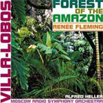 Villa-Lobos: Forest Of The Amazon (CD)
