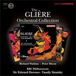Glière: The Orchestral Collection (5CD)