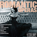 The World's Most Romantic Operas (14CD)