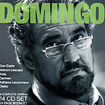 Placido Domingo - Legendary Performances (14CD)