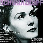 Elisabeth Schwarzkopf: Legendary Performances (14CD)