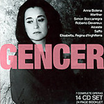 Leyla Gencer: Legendary Performances (14CD)