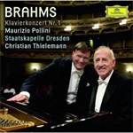 Brahms: Piano Concertos No. 1, Op 15 (CD)