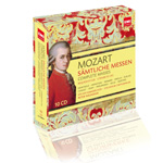 Mozart: Complete Masses (10CD)