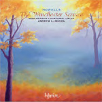 Howells: The Winchester Service & Other Late Works (CD)