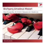 Mozart: Piano Sonatas (CD)
