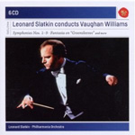 Leonard Slatkin - Conducts Vaughan Williams (6CD)