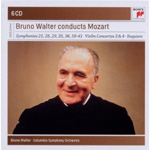 Bruno Walter - Conducts Mozart (6CD)