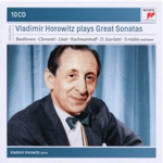 Vladimir Horowitz - Plays Great Sonatas (10CD)