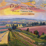 Dale / Bowen: Piano Sonata / Miniature Suite (CD)