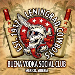 Buena Vodka Social Club (CD)