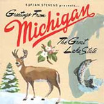 Produktbilde for Greetings From Michigan The Great Lake State (CD)
