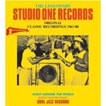 The Legendary Studio One Records - Original Classic Recordings 1963-80 (CD)