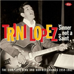 Sinner Not A Saint - The Complete King And DRA Recordings 1959-1961 (CD)