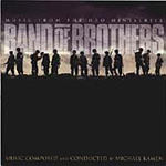 Band Of Brothers - TV Soundtrack (CD)