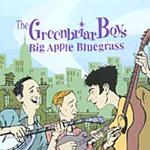 Big Apple Bluegrass (CD)