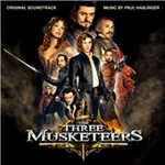 The Three Musketeers (CD)