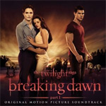 The Twilight Saga: Breaking Dawn - Part 1 (CD)