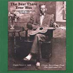 The Best There Ever Was: Legendary Early Blues (CD)