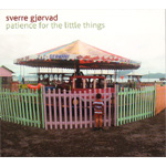 Patience For The Little Things (CD)