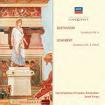 Beethoven: Symphony No 4; Schubert: Symphony No 9, 'Great' (CD)
