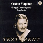 Kirsten Flagstad - Dørumsgaard; Grieg: Songs (CD)