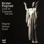 Kirsten Flagstad -  Live in Concert, 1949-57 (CD)