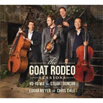 Produktbilde for The Goat Rodeo Sessions (USA-import) (CD)