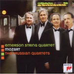 Mozart: Prussian Quartets (CD)