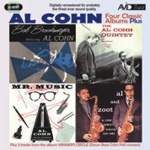 Four Classic Albums Plus (Mr Music / Al Cohn Quintet Ft Bob Brookmeyer / Al & Zoot / Bob Brookmeyer Ft Al Cohn) (2CD)