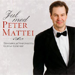 Peter Mattei - Jul Med Peter Mattei (CD)