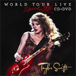 Produktbilde for Speak Now World Tour Live (m/DVD) (UK-import) (CD)