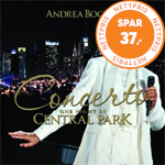 Produktbilde for Andrea Bocelli - Concerto: One Night In Central Park (USA-import) (CD)