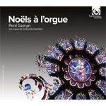 Produktbilde for Noëls à l'orgue / Organ Music for Christmas (CD)