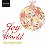 The King's Singers - Joy to the World (CD)