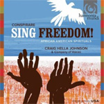 Conspirare - Sing Freedom! African-American Spirituals (CD)