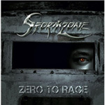 Zero To Rage (CD)