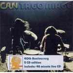 Tago Mago - 40th Anniversary Edition (2CD)