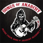 Sons Of Anarchy - Seasons 1-4 (CD)