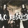 Produktbilde for No Regrets (USA-import) (CD)
