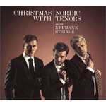 Nordic Tenors - Christmas With Nordic Tenors (CD)