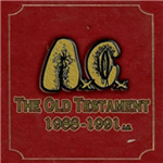 The Old Testament 1988-1991 A.C. (2CD)