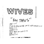 Roy Tapes (CD)