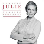 Produktbilde for Classic Julie Andrews On Broadway (CD)