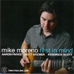 First In Mind (CD)